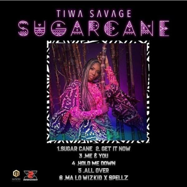 DOWNLOAD MP3: Tiwa Savage – Ma Lo ft  Wizkid & Spellz
