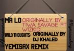 Yemi Sax Malo (Yemisax Remix)