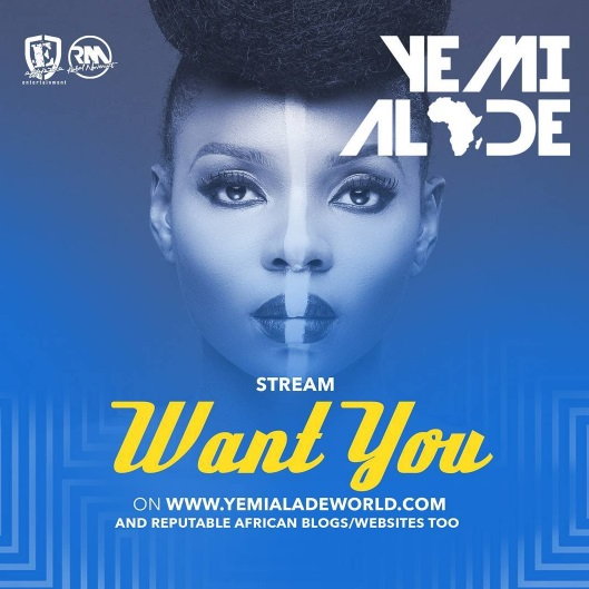 Yemi Alade Want You