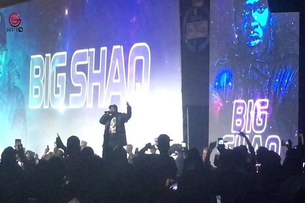 Big Shaq Performs at The Rhythm Unplugged 2017 Video