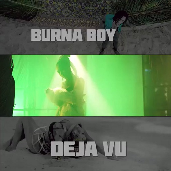 Burna Boy Deja Vu Video