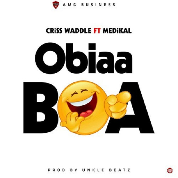 Criss Waddle Obiaa Boa Artwork