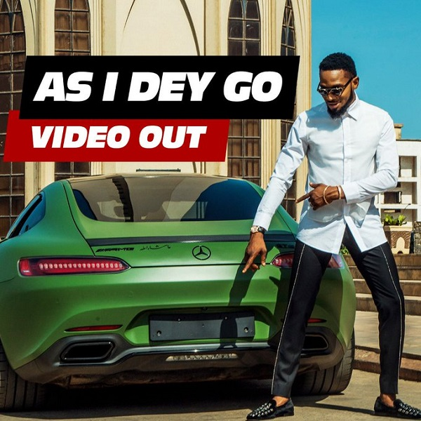 D'banj As I Dey Go Video