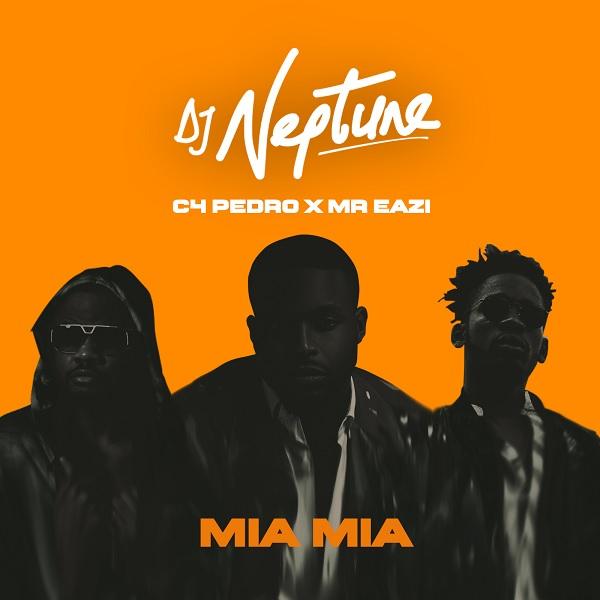 DJ Neptune Mia Mia Artwork