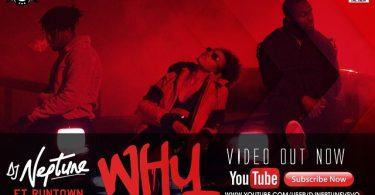 DJ Neptune Why Video