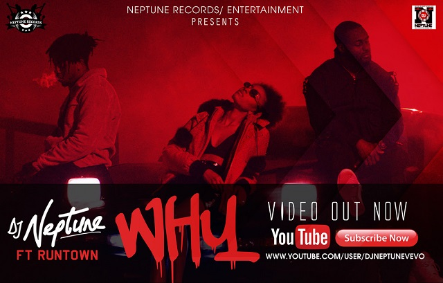 DJ Neptune Why Video