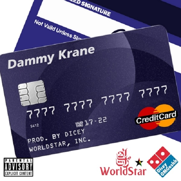 Dammy Krane Credit Card Master Artwork