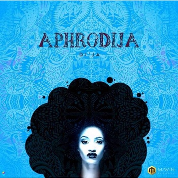 Di'Ja Aphrodija EP Artwork