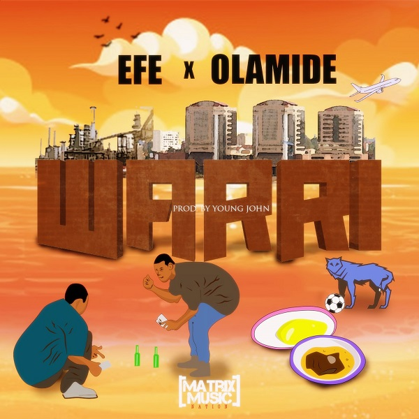 Efe Warri Artwork