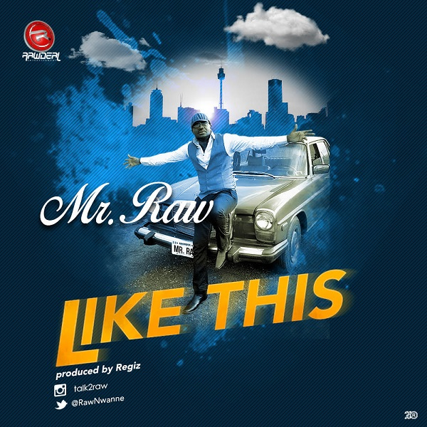 Mr Raw Like This Artwork