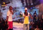 Nasty C And Davido Performance At The 30 Billion Concert