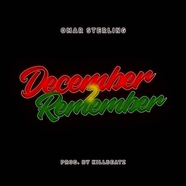 Omar Sterling December 2 Remember Artwork