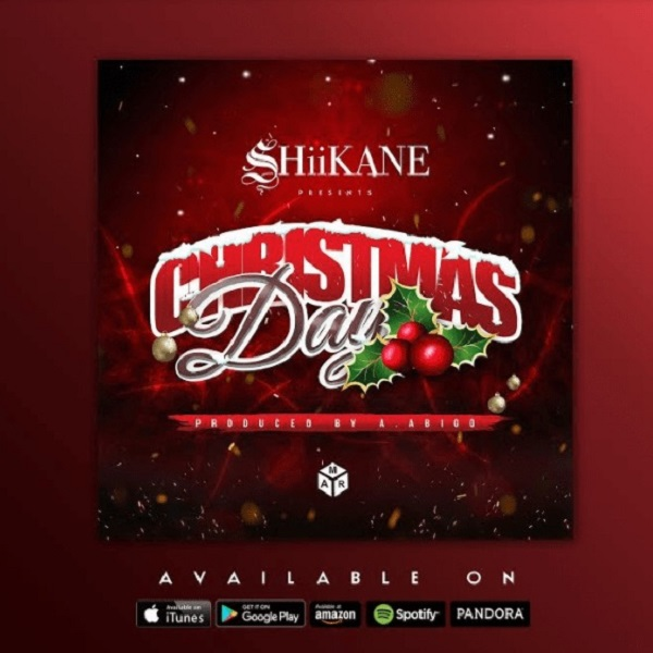 SHiiKANE Christmas Day Artwork