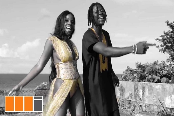 Stonebwoy Hold On Yuh Video
