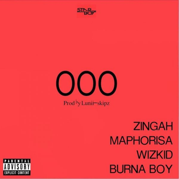 Zingah OOO Artwork