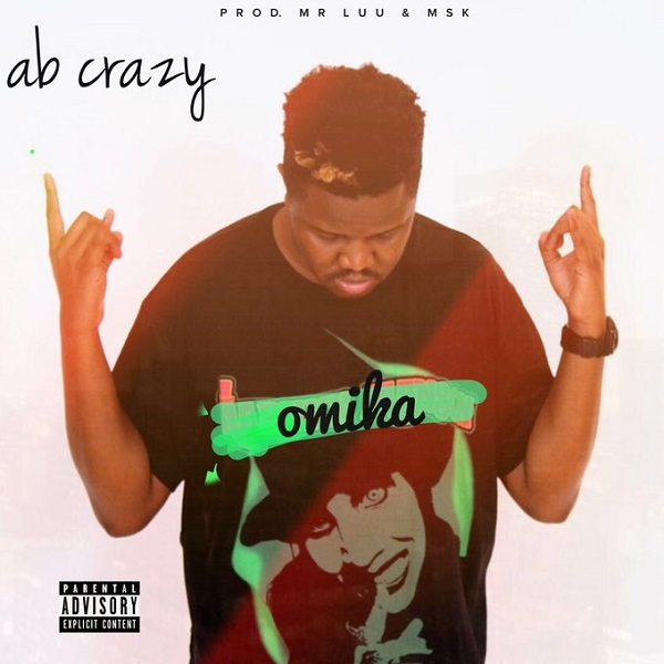 AB Crazy Omika Artwork