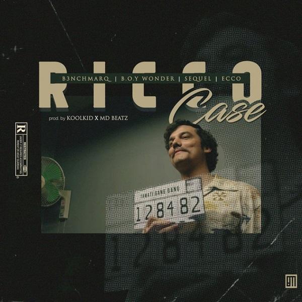 B3nchMarQ Ricco Case Artwork