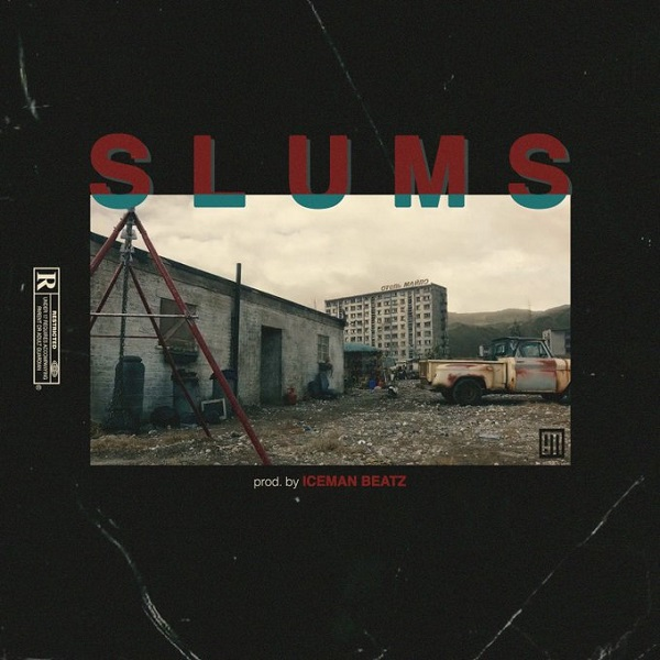 B3nchMarQ Slums Artwork