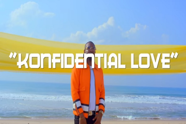 Ceeza Milli Konfidential Love Video