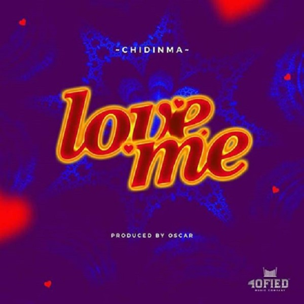 Chidinma Love Me Artwork
