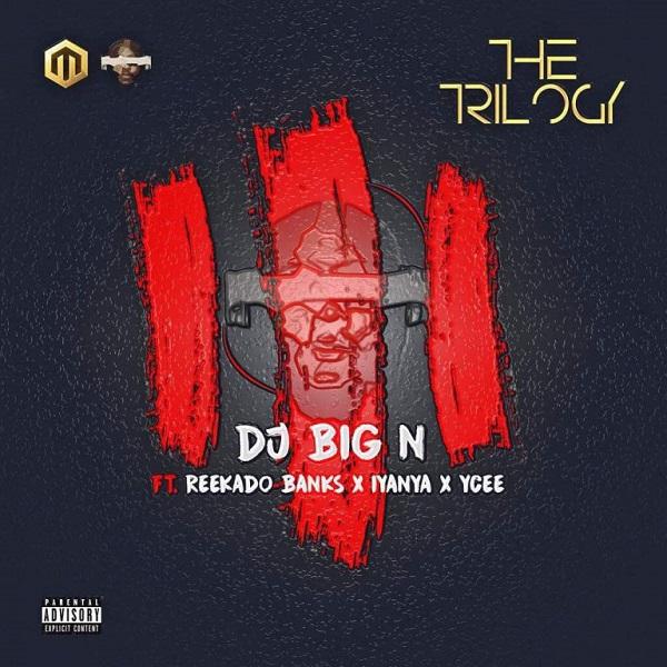 DJ Big N The Trilogy Artwork