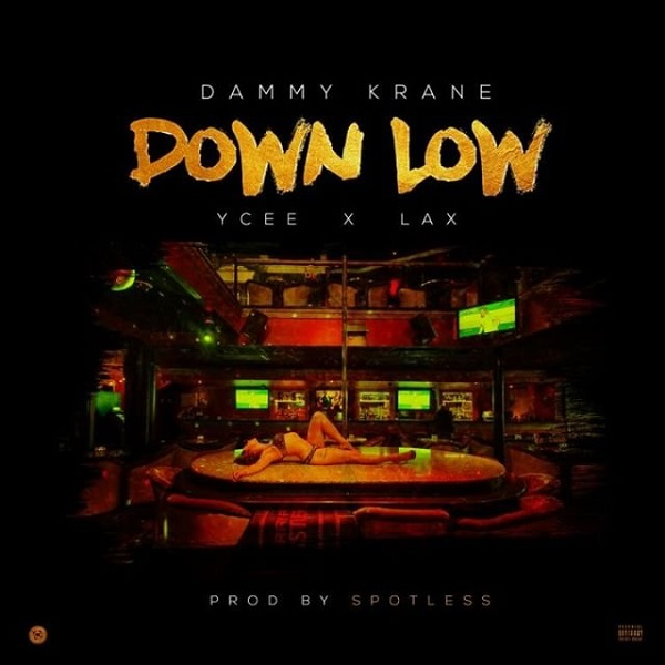 Dammy Krane Down Low Artwork