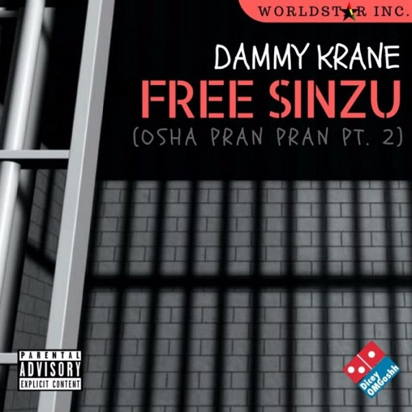 Dammy Krane Free Sinzu Artwork