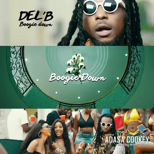 Del'B Boogie Down Video