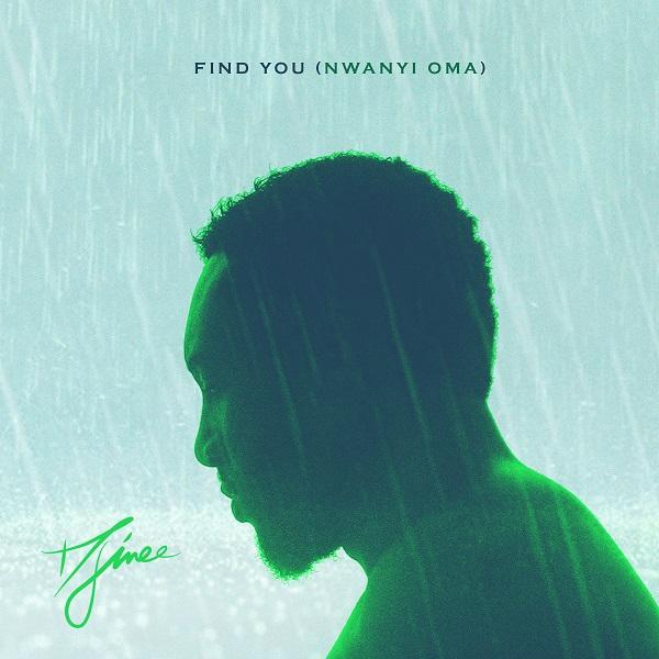 Djinee Find You (Nwanyi Oma) Artwork