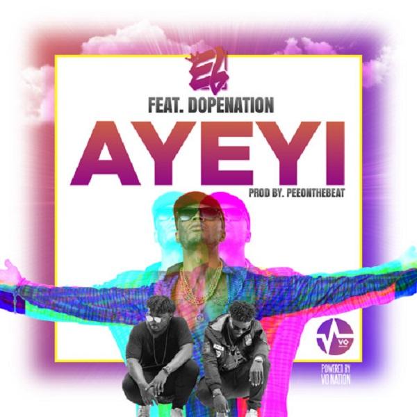 E.L Ayeyi (Praises) Artwork