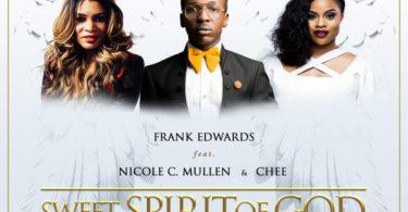 Frank Edwards Sweet Spirit Of God Artwork