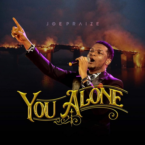 Joe Praize You Alone Artwork
