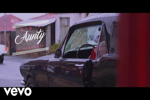 KiD X Aunty Video