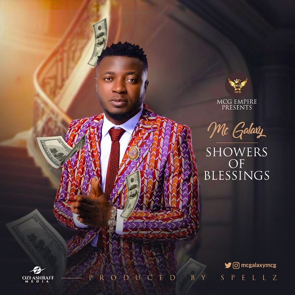 MC Galaxy Showers of Blessings Artwork