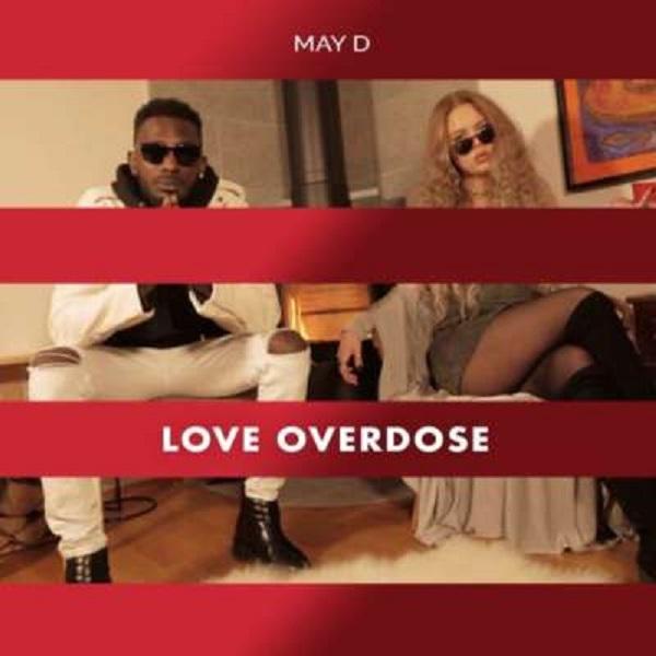 May D Love Overdose Artwork