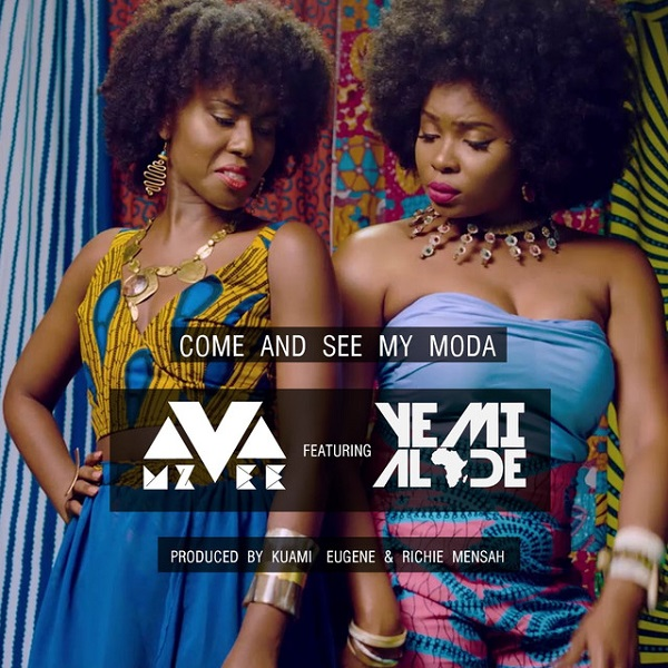 MzVee Come and See My Moda Artwork