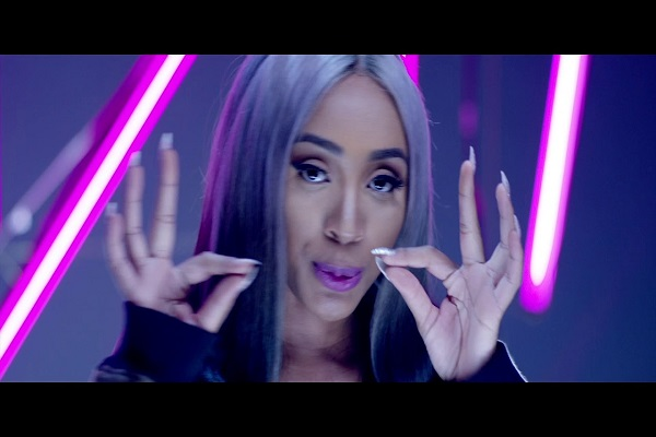 Nadia Nakai Naaa Meaan Video