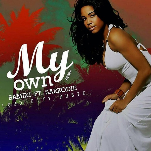 Samini My Own (Remix) Artwork