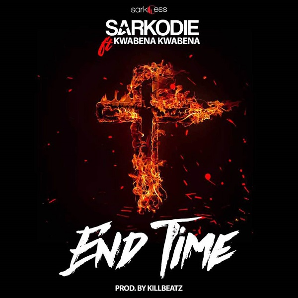 Sarkodie End Time (Christian) Artwork