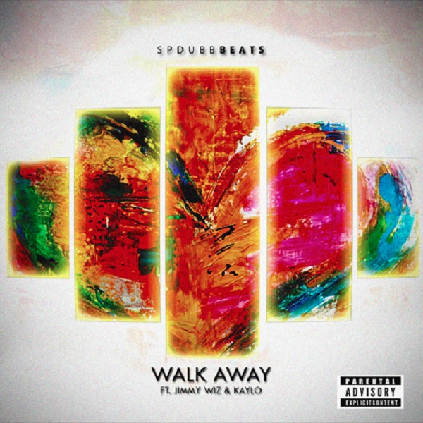 SpDubbBeats Walk Away Artwork