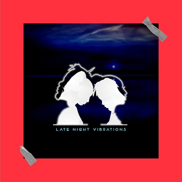 Ycee and Bella Late Night Vibrations (EP) Artwork