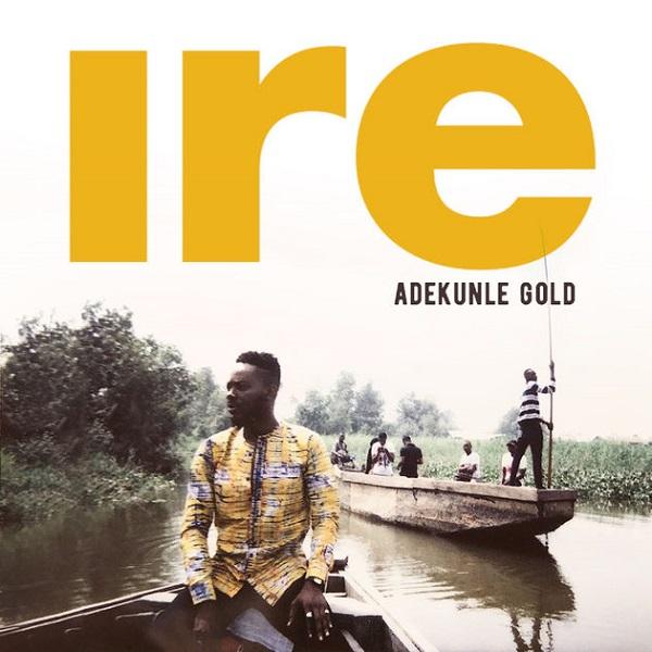 Adekunle Gold Ire Artwork