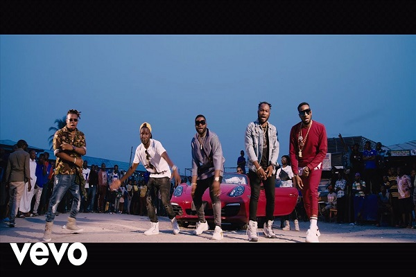 D'banj Issa Banger Video