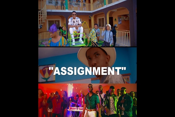 DJ Consequence Assignment Video
