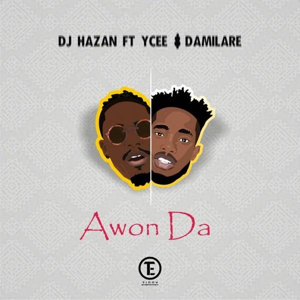 DJ Hazan Awon Da Artwork