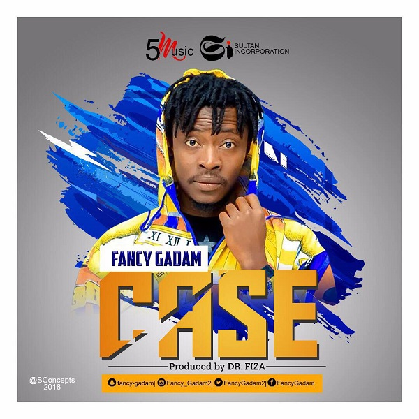 "5Music/Sultan incorporation presents Fancy Gadam with a new banging tune titled ""Case"" to kick off the year.   Produced by Dr Fiza.     RELATED: Fancy Gadam – Customer Ft. Patoranking Listen, download and share your thoughts below!!"