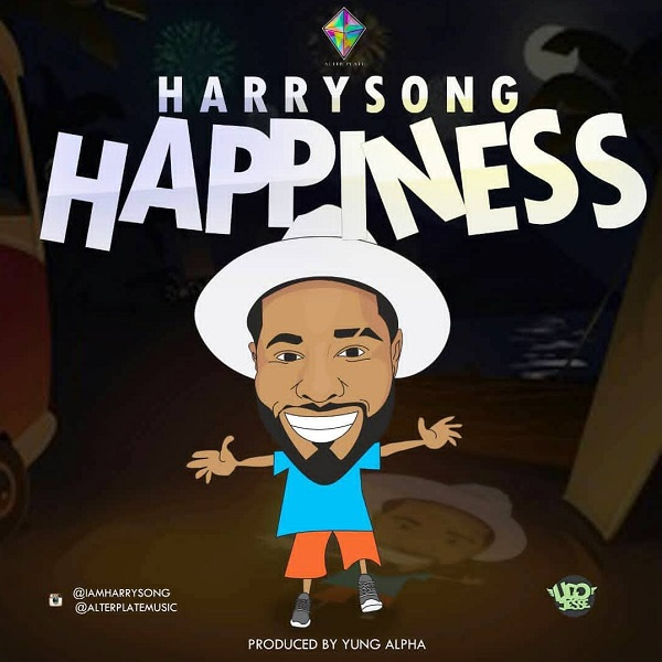 Harrysong Happiness Artwork
