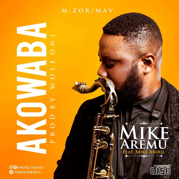 Mike Aremu Akowaba Artwork