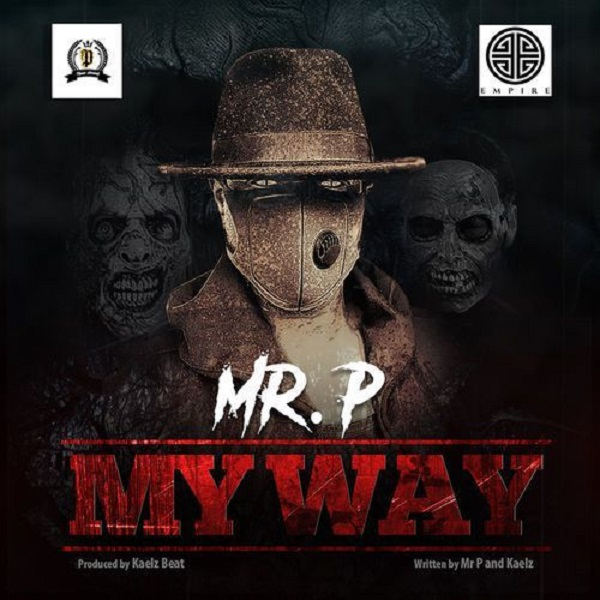 Mr. P My Way Artwork