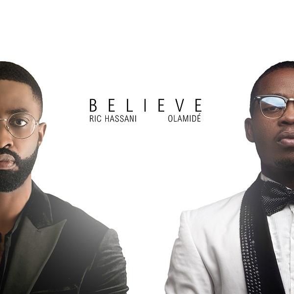 Ric Hassani Believe (Remix) Artwork
